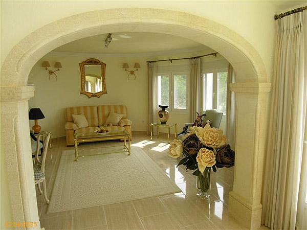 Villa in Spain.